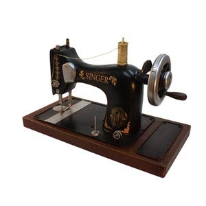 Ply Down Tinplate Sewing Machine