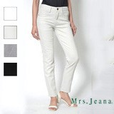 Mrs.Jeana Madame Adult Casual Just Straight Pants