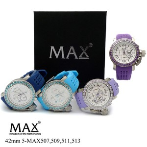 MAX XL WATCHES 5-MAX507 5-MAX509 5-MAX511 5-MAX513