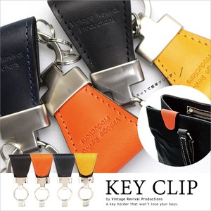 Gift For Key Case Italy Oil Leather Business