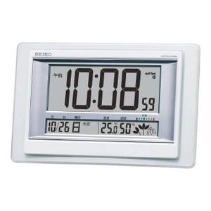 Interior Various Accessories Digital Clock/Watch SEIKO Moderate Atomic Clock