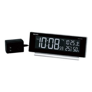 Interior Various Accessories Digital Clock/Watch SEIKO Digital Atomic Clock