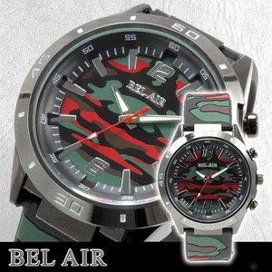 Military Specification BEL AIR Military Men's Wrist Watch Warranty Card