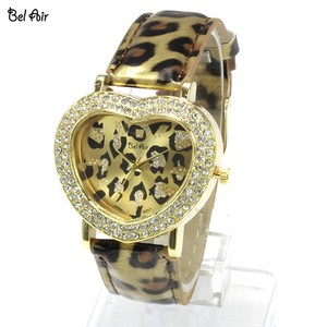Ladies Specification Animal Ladies Wrist Watch Warranty Card