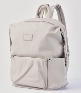 Period Backpack Big Synthetic Leather Backpack