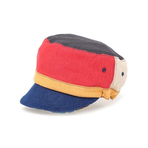 Kids Pattern Military Cap