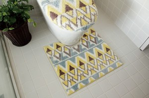 Kitchen Mat Triangle Plune Collaboration Scandinavian Style Washable