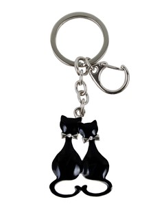 Cat Key Ring Dear Cat Series