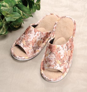 Slipper Floral Pattern