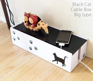Cat Cable Box