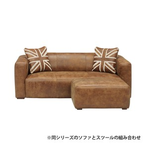 Mushrooms Fine Quality Italian Leather Sofa Union