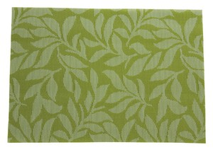 Luncheon Leaf Table Linen Leaf Scandinavia Washable
