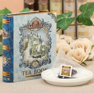 【Tea Book Collection】セイロンティー vol.1(10g/tetra bag5袋入り)【ギフト/紅茶】