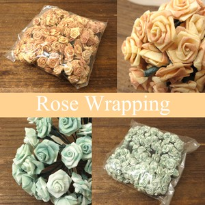 Wrapping Rose Decoration Rose