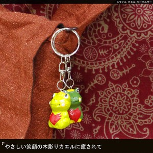 Smile Sharpen Frog Dolphin Key Ring Asia Miscellaneous goods