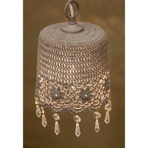 Lighting French Lace Ring Lamp Lightning Type