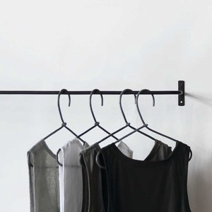 Backordered Iron Iron Work Stick Clothes Hanger