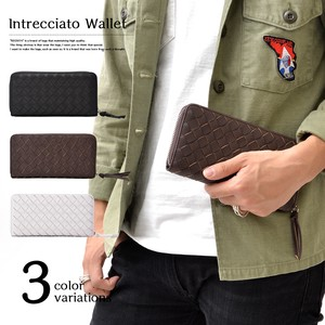 Wallet Long Wallet Business Casual