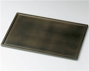 Zen Wooden Echizen Place Mat Dyeing With Vegetables Dyeing Echizen Lacquerware E0004