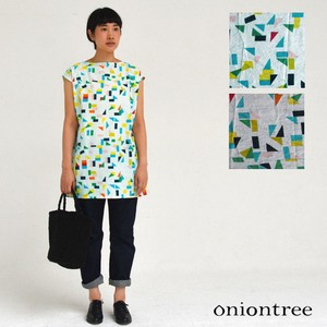 One-piece Dress Block Top