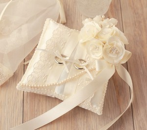 Ring Pillow Wedding DIY Kit