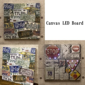 Canvas Board American Miscellaneous goods