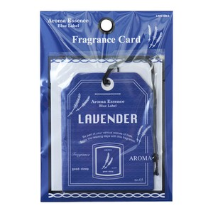 Aroma Essence Blue Label Fragrance Card Industrial