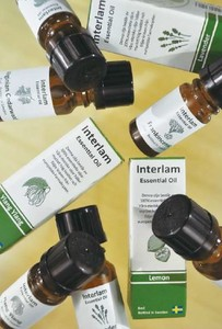 Daily use Interlam Essential Oil エッセンシャルオイル【成分開示】【精油】【北欧】【スウェーデン】