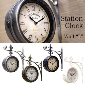 Both Sides Clock/Watch Clock Wall