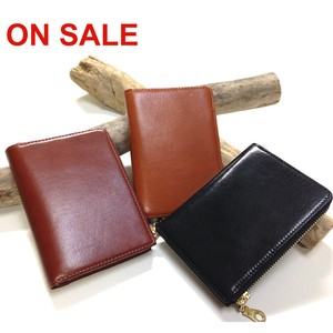 Italy Leather Middle Wallet