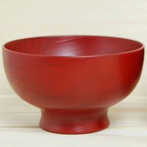 Soup Bowl Brush Painting Soup Bowl Brush Painting Echizen Lacquerware