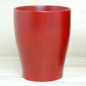 Cup Cup Brush Painting Echizen Lacquerware