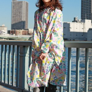 Rain Color Mix Rain Poncho
