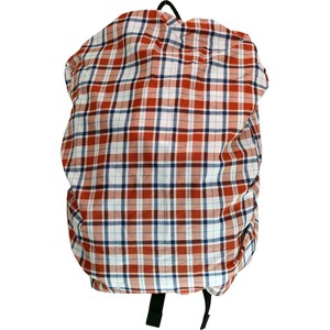 Rain Checkered Backpack Cover