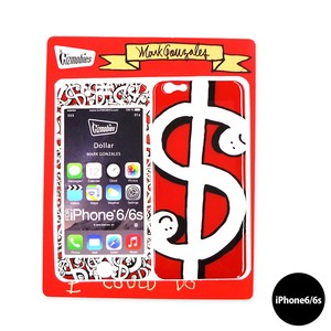 iPhone6/6s用DOLLARシールプロテクター