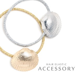 Shell Hair Elastic Motif Marine Items