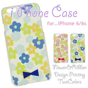 Ribbon Flower iPhone6 Case Smartphone Case