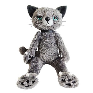 Soft Toy Gray
