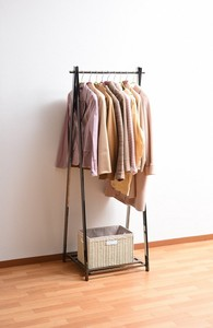 Large Sturdy Gloss Clothes Hanger