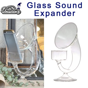 GLASS SOUND EXPANDER