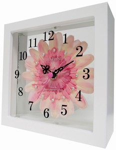 Art Flower Clock Unisex Clock/Watch