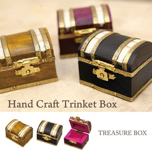 3 Colors Hand Craft Box Box