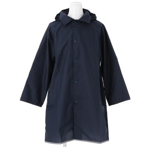 Navy Blue School Bag Raincoat