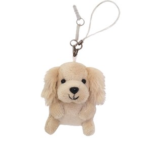 Mobile Phone Cleaner / Sitting Cocker Spaniel  / earphone jack plug accessory