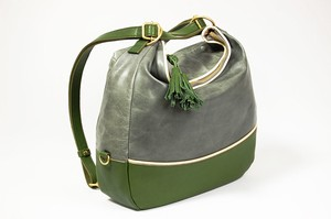 <marble>3WAYリュック[WM-2906-A-gray/Green]【日本製】【旅行】