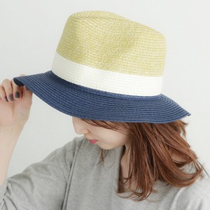 Ladies Men's Color Scheme Mannish Felt Hat Hat
