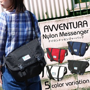 Nylon Messenger Bag Shoulder Bag Ladies Men's