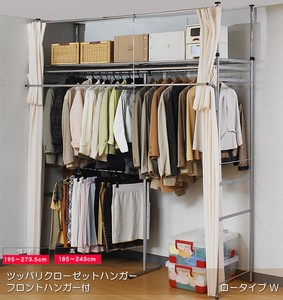 Closet Hangers Front With Hanger Type of Low