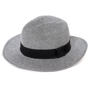 Ladies Men's Miscellaneous Materials Long Brim Hat