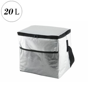 Cold Insulation Heat Retention Effect Cooler Bag Aluminium